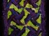 56 Dancing Triangles Rag Rug