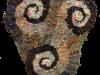 81 Brown Triple Spiral