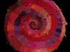9 Red Spiral
