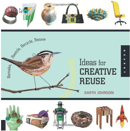 Crafts Made from Recycled Materials