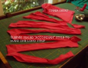 Slicing sleeves