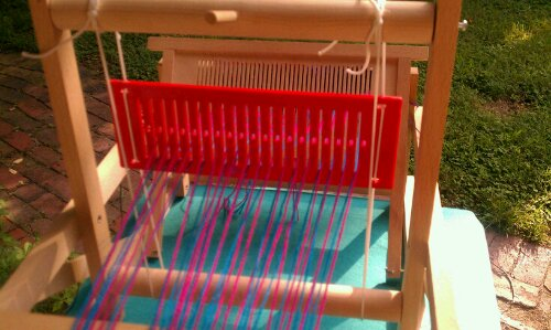 Brio rigid heddle