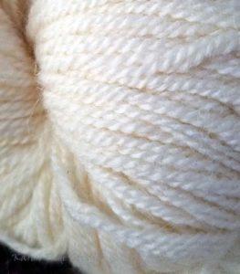 Yarn close-up.